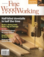 Fine Woodworking Magazine May/June 2011
