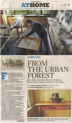 Hartford Courant At Home Friday October 29, 2010
